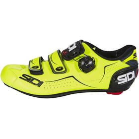 Sidi Alba Shoes Men Yellow Fluo/Black